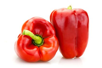 Kenya fresh capsicum