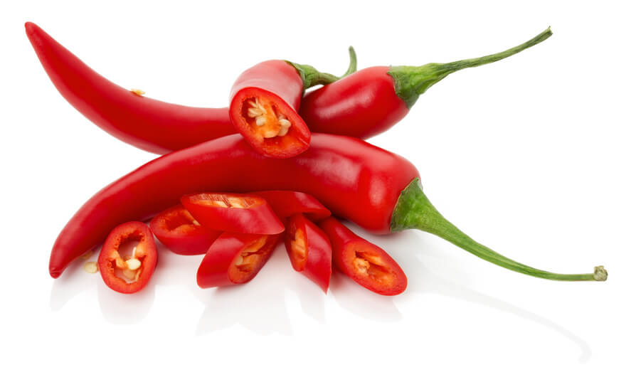 Kenya fresh chilli