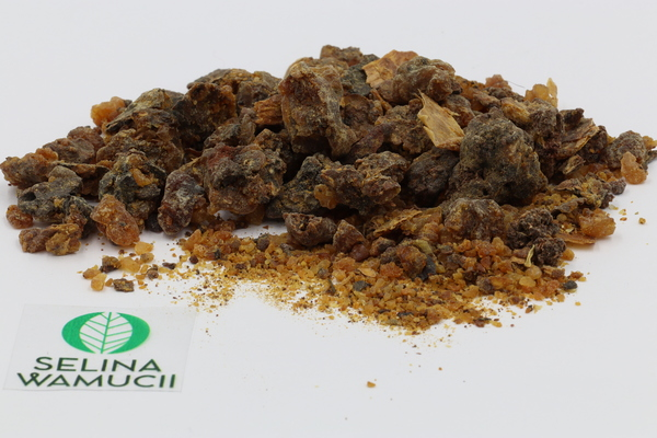 Tanzania Myrrh Gum