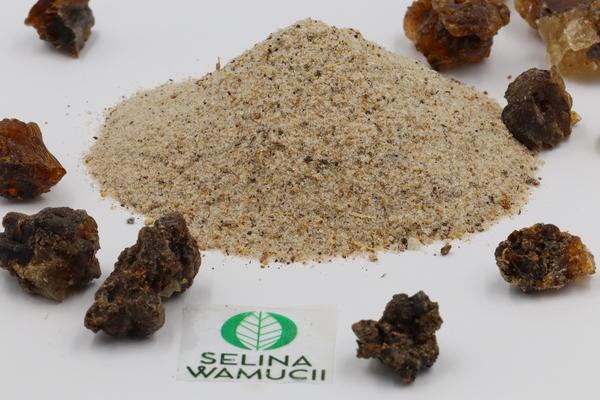 Nigeria Gum Arabic